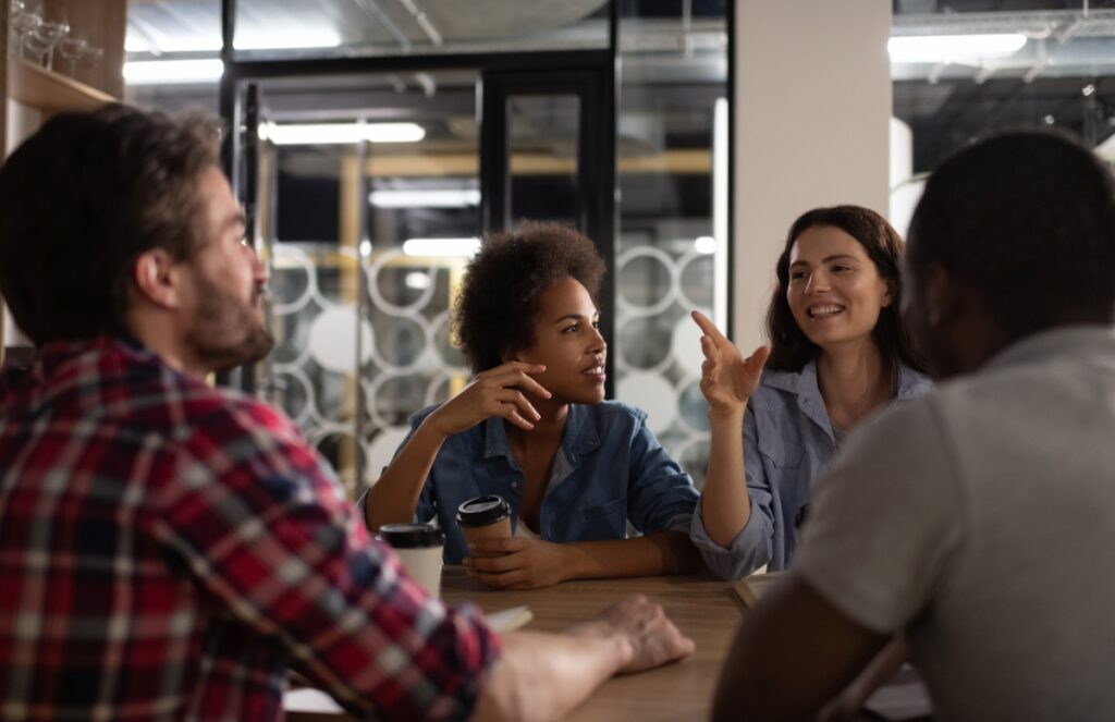 Get employees to engage with mental health initiatives