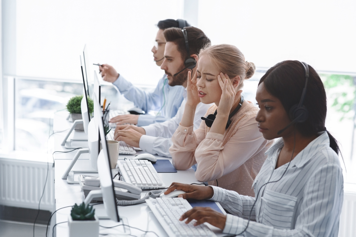 How to spot when an an employee is struggling